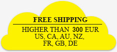 Free shipping D + USA + CA